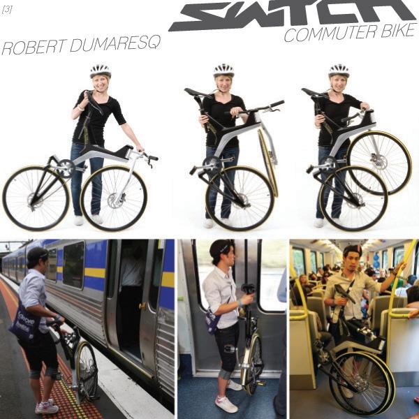 Sepeda elektrik dari Dahon