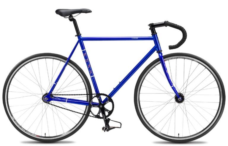 Jual Beli blue fixie classic Bekas Jual Beli Sepeda